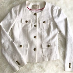 Banana Republic • White Dress Blazer